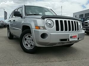 2010 Jeep Patriot Sport - CERTIFIED