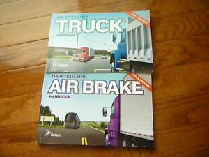 the official mto air brake an truck hand books