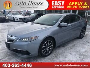 2015 ACURA TLX SH AWD NAVIGATION BACKUP CAMERA