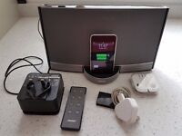 Bose sound dock station II + iPod touch