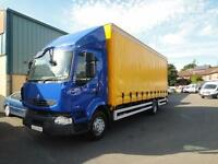 Renault Midlum 220 DXI c/w 24ft Curtainside Body