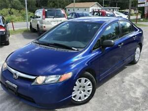 2006 HONDA CIVIC DX-G 4PORTES AUTOMATIQUE *FINANCEMENT MAISON*