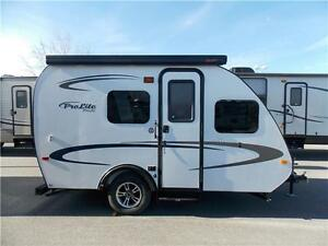 2017 PROLITE PROFIL 14' TRAVEL TRAILER