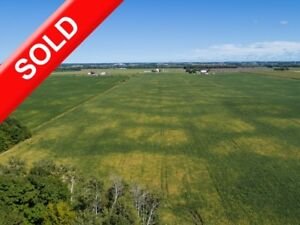SOLD! 50 Acres Ready for Your 2019 Crop in Huron County!