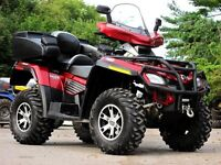 2009 CAN AM OUTLANDER MAX 800R LTD *SUPERBE!*