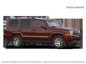 2009 Jeep Commander 4WD 4dr Limited