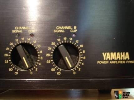 Yamaha P2150 Stereo Power Amplifier 100w 17kg hifi / studio