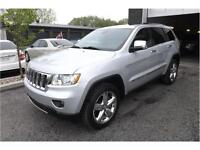 2011 Jeep Grand Cherokee Overland ( Full, Toit panoramique )