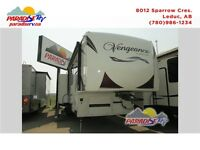 New 2016 Forest River RV Vengeance Touring Edition 39B12