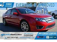 2011 Ford Fusion SEL W/ LEATHER, FULLY LOADED!!