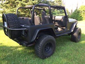 2004 Jeep London Ontario image 3
