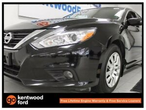 2016 Nissan Altima 2.5- power seats, push start/stop, back up ca