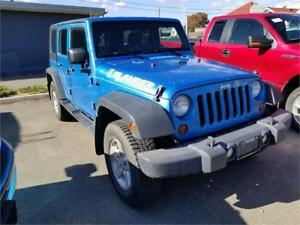 2010 Jeep WRANGLER UNLIMITED Sport 4X ISLANDER BLACK FRIDAY SALE