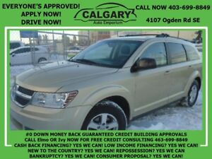 2010 Dodge Journey SE  * $28 DOWN  EVERYONE APPROVED*