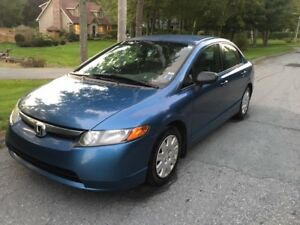 2008 Honda Civic DX-A Sedan