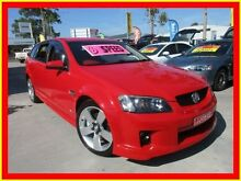 2008 Holden Commodore VE MY09 SS V Red 6 Speed Manual Wagon North Parramatta Parramatta Area Preview