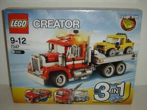 Lego Creator 3 in 1 set 7347 Highway Pickup. Retired. BNIB Canning Vale Canning Area Preview