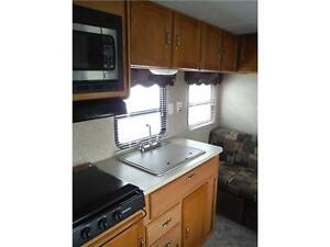 2008 Puma 27FQ Travel Trailer with Bunkbeds- Sleeps up to 9 Stratford Kitchener Area image 6