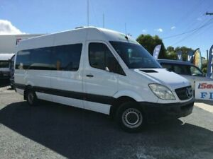 2011 Mercedes-Benz Sprinter 906 MY10 316 CDI LWB White 5 Speed Automatic Van Currumbin Waters Gold Coast South Preview