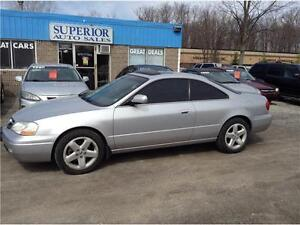 2001 Acura CL Type-S Fully Certified and E-tested!