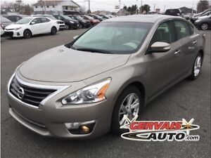 Nissan Altima 2.5 SL Cuir Toit Ouvrant MAGS 2014