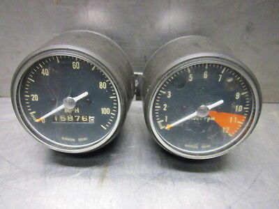 Instrument -Cluster -With -Tach  Honda    ---  5  Page (S )