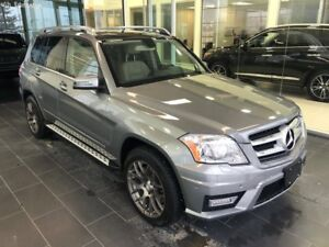 2012 Mercedes-Benz GLK-CLASS AWD, ACCIDENT FREE, LOCAL CAR