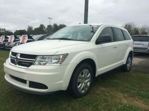 2017 Dodge Journey Canada Value Package
