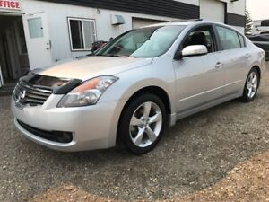 2009 Nissan Altima 3.5 SE ONLY 35220KM'S!!!! LIKE NEW!$14950