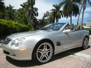 2005 Mercedes-Benz SL-Class 5.0L Coupe (2 door)