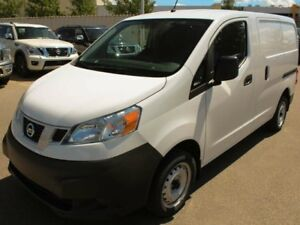 2018 Nissan NV200 Compact Cargo S: Rear Glass, Bluetooth, A/C