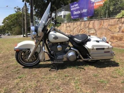Harley Davidson Road King Police Pack - FLHTP - 28,xxxKM - 2000 M