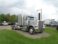 2012 PETERBILT 388, SUPER 40'S, HYD WETLINE, 4 WAY LOCKERS