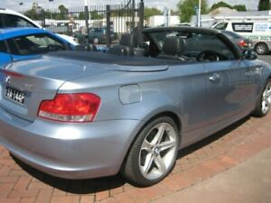 2009 BMW 120i E88 MY09 6 Speed Automatic Convertible Prospect Prospect Area Preview