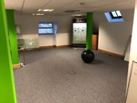 Serviced office space/desk space in Bromley - (1-6 desks available; £295 each PM)