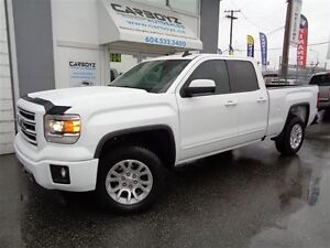 2015 GMC Sierra 1500 4x4, 5.3L V8, Elevation Package, Tow Packag