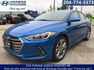 2017 Hyundai Elantra Limited Ultimate 2.0L FWD No Accidents Heat