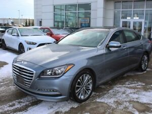 2016 Hyundai Genesis Sedan 3.8 AWD/NAV/LEATHER/PANOROOF/BACKUPCA