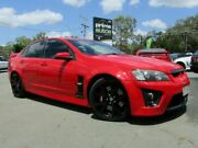 2007 Holden Special Vehicles GTS E Series Red 6 Speed Auto Active Sequential Sedan Underwood Logan Area Preview