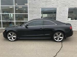 2012 Audi A5 S-LINE 2.0 TURBO |LEATHER | SUNROOF | NO ACCIDENTS