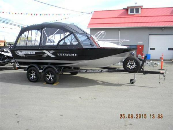 Used 2015 Other Harbercraft 1775 Extreme