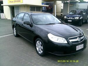 2007 Holden Epica EP CDX Black 5 Speed Manual Sedan Coopers Plains Brisbane South West Preview