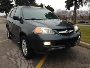 2005 ACURA MDX, LOW KM, 1 OWNER, CERTIFIED