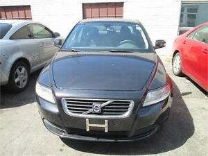 2008 Volvo S40,Manual,5 Speed,Certified and E Tested,Sunroof.