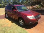 2009 SUBARU FORESTER 2.5L 4-CYL XS AWD AUTO WAGON ( GLAMOUR ) Leederville Vincent Area Preview