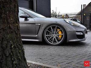 """Porsche Panamera Vossen VFS1 22"""" Wheels ( Panamera 4 / S / 4S / TURBO ) - *WheelsCo*"""