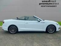 2020 Audi A5 40 Tdi S Line 2Dr S Tronic Auto Convertible Diesel Automatic