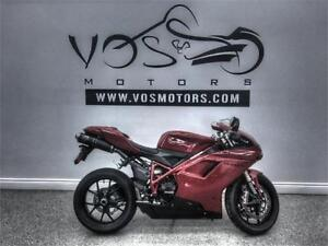 2011 Ducati 848- Stock#V2789NP- Free Delivery in the GTA**