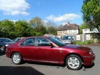 2003 53 ROVER 75 1.8 CLUB SE 4D 118 BHP JANUARY 2018 MOT