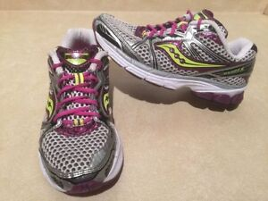 Women's Saucony Guide 5 Running Shoes 7 London Ontario image 2